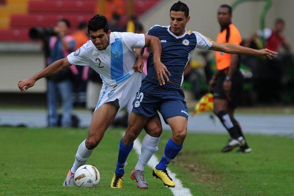 Guatemala se quedó con el último boleto para la Copa Oro al vencer a Nic...