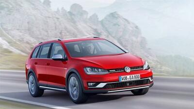 VW amplía la gama del Golf con el nuevo Alltrack.