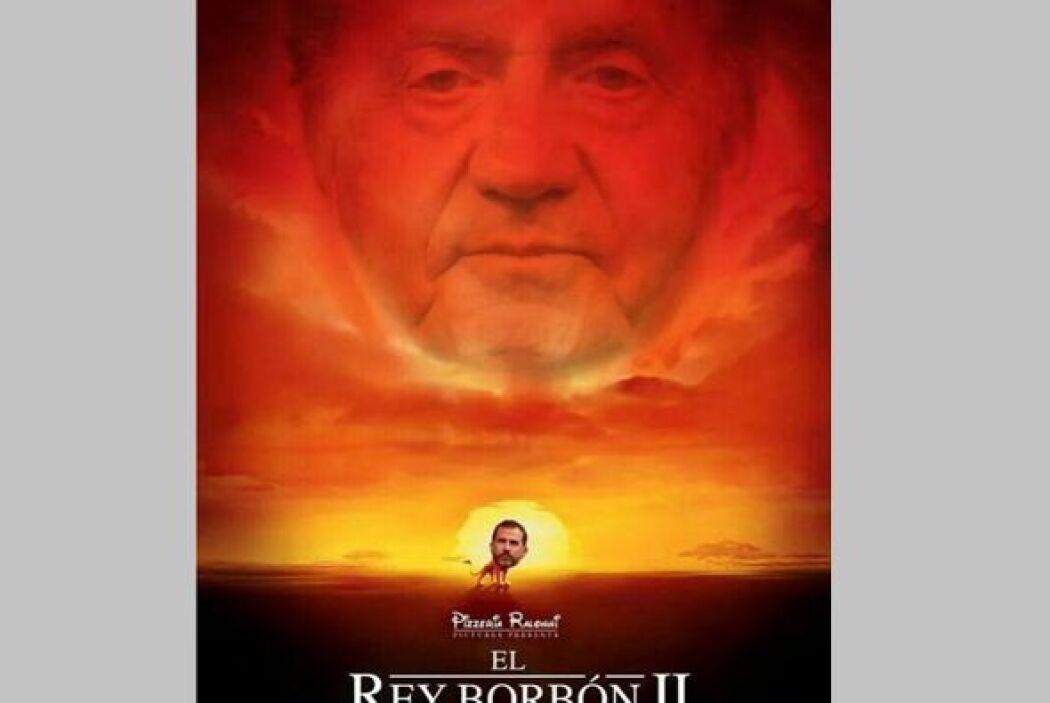 Aquí vemos otro meme que hace referencia a la película de El Rey León. (...
