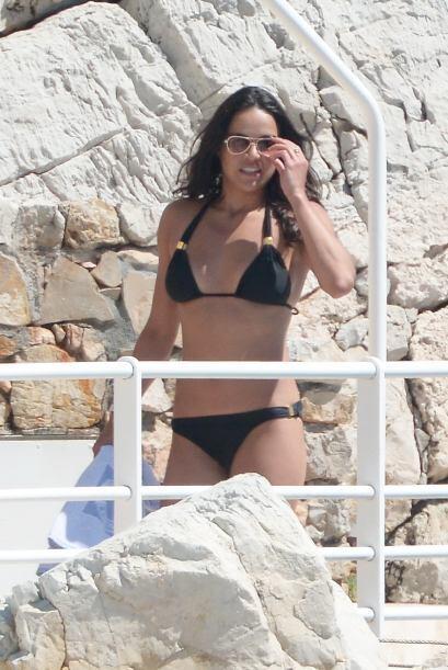 La famosa se fue de vacaciones a Cannes. Vota aquí por los nomina...