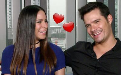 Historia de amor: Brandon Peniche nos presenta a su prometida y juntos d...