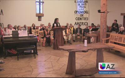 Varias iglesias en Tucson se declaran santuario para albergar a inmigrantes