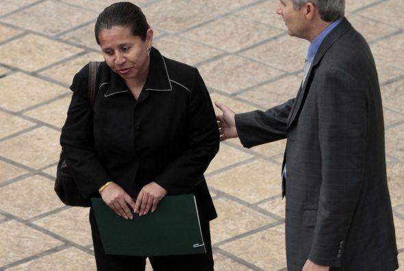 María del Pilar Hurtado, ex directora de Inteligencia de Colombia  Entre...