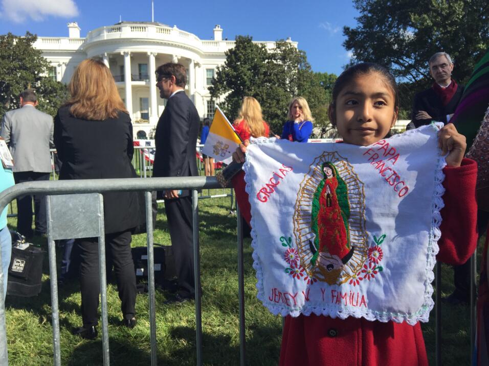 Celebran a la Virgen de Guadalupe