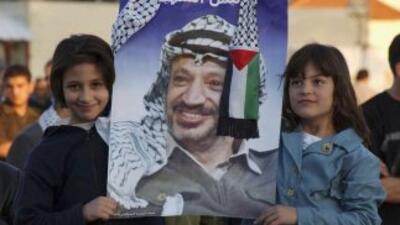 Arafat fue fundador de la Organización para la Liberación de Palestina y...