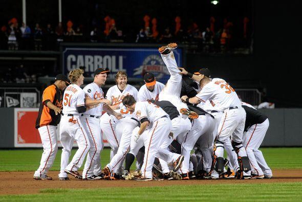 """Orioles de Baltimore """" Lo más destacado que han hecho a &uac..."""