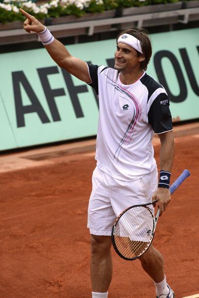 Ferrer indicó que sabe que su próximo rival, Nadal, es el...