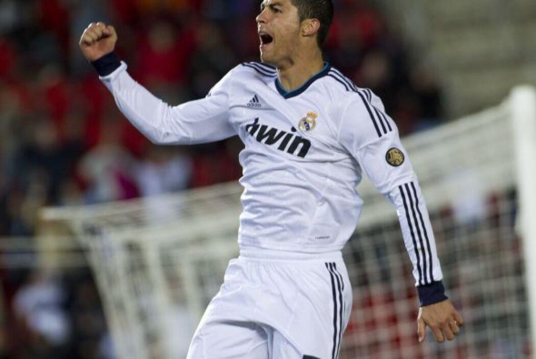 El portugués fue el encargado de convertir el 2-0.