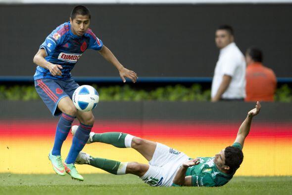 José David Ramírez (Entró al 73') (8).- El juvenil de Chivas ingresó al...