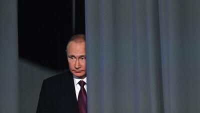 Se desconoce si el gobierno de Putin tiene realmente informació c...