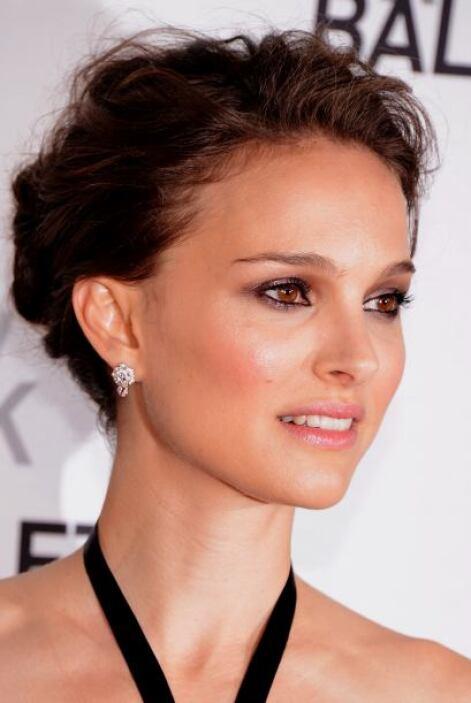 Y si de nena ya pintaba para ser una excelente actriz, Natalie Portman l...