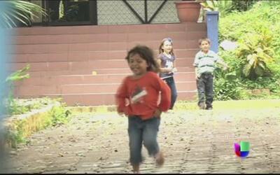 El Salvador se alista para recibir a niños inmigrantes