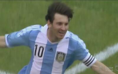 "Messi: ""Ojalá podamos estar en la Final de Copa América Centenario, no i..."