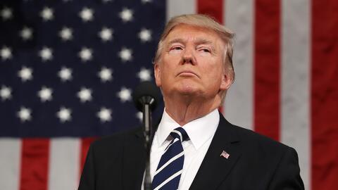 """""""La educación es la nueva lucha de los derechos civiles"""", según Trump"""