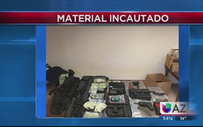 Tres arrestos en Tucson por falsificación de billetes