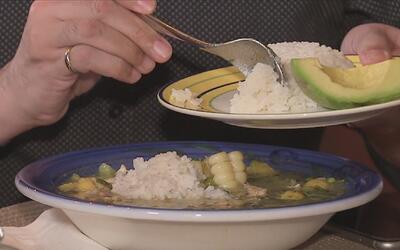 De Colombia para el mundo: aprenda a preparar un delicioso ajiaco con la...