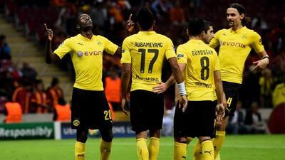 El Dortmund salió de su mala racha con estu triunfo en Copa alemana.