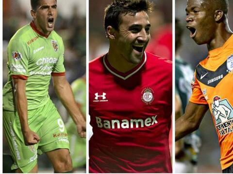 Jugadores como Enne Valencia y Lucas Viatri, dejarán el fú...