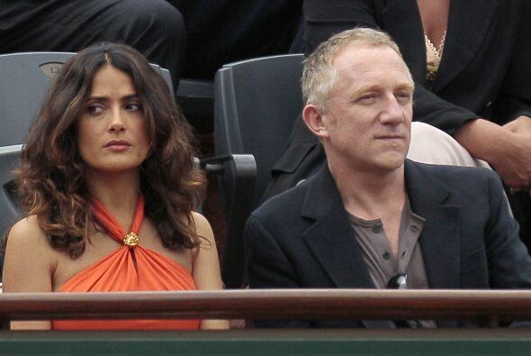 Y para el final, el picante mexicana con la brillante y hermosa actriz S...