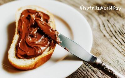 5 de febrero, Día Mundial de la Nutella
