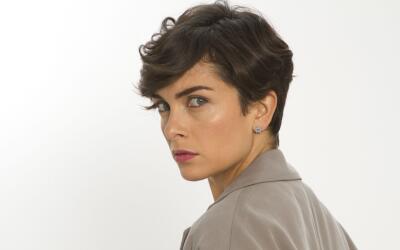 María de la Fuente es 'Mónica Ortega'
