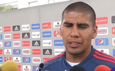 """Carlos Salcido: """"Si ganamos me voy tranquilo"""""""