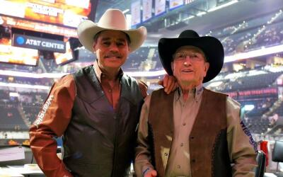 San Antonio Stock Show and Rodeo Announcement of the passing of Hadley B...