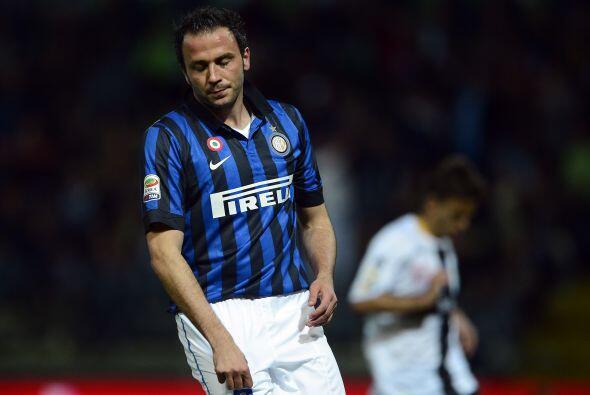 El futuro de Giampaolo Pazzini parece lejos del Inter de Milán y...