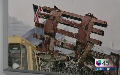 Museo del Holocausto conmemora el 9/11