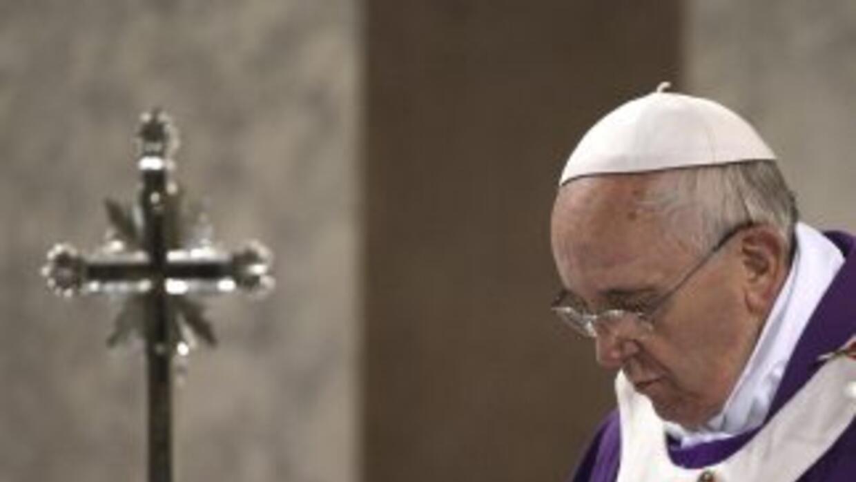 El Papa ha mostrado su intención por limpiar la mala imagen de la Iglesia.