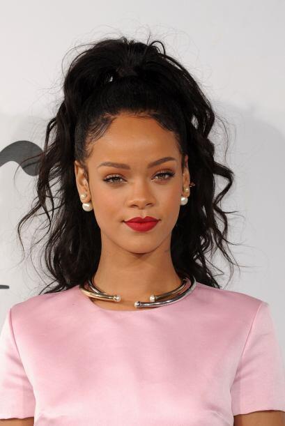 De Rihanna también hay imágenes.
