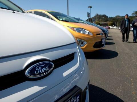 Ford, el único fabricante estadounidense que no fue a la quiebra ni recu...