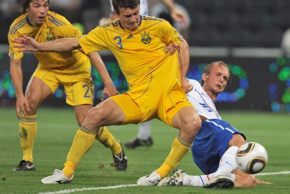 Por último, el subcampeón Holanda chocó con su similar de Ucrania.