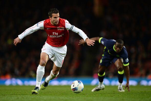 Dolorosa derrota para el Arsenal, que aún le saca cinco puntos al Totten...