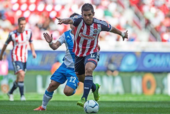 Miguel Ángel Ponce ya no decepcionará a los aficionados de Chivas y ahor...