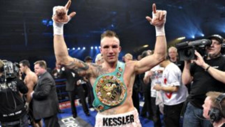 Kessler venció a Magee en tres rounds.
