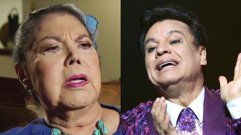 La 'Prieta Linda' ya quiere reunirse en el cielo con su amado Juan Gabriel