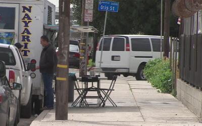 Un hombre fue a comer tacos y encontró la muerte a manos de un pistolero...