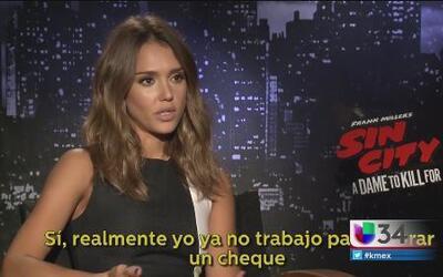 Jessica Alba revela sus secretos