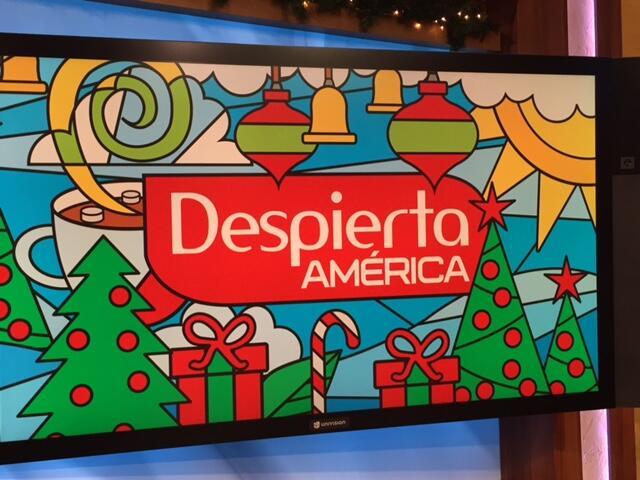 Despierta América Navidad