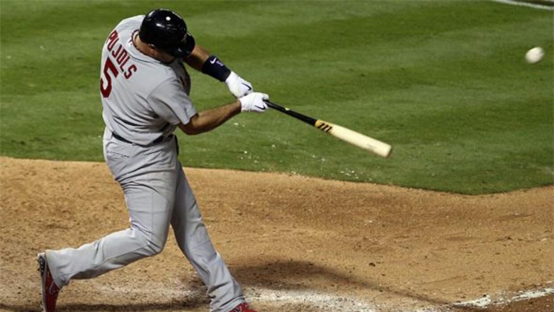 Albert Pujols podría convertirse en el mejor beisboliosta latino de Gran...