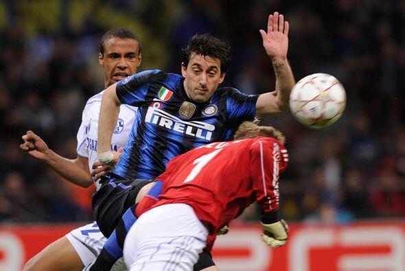 Si no fueron suficientes goles para ustedes, en Milan el Inter recibió a...