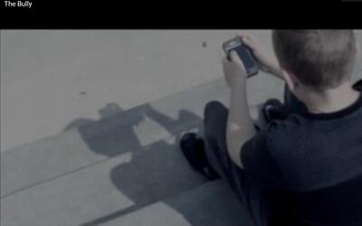 "Imagen de ""The Bully"", video creado por estudiante de Illinois"