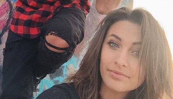 Paris Jackson y sus fotos más lindas de Instagram