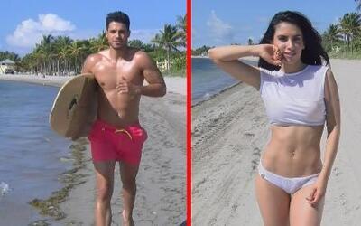 Detrás de cámaras: Jessica Cediel mostró su lado más sexy, ¿Roberto ha s...