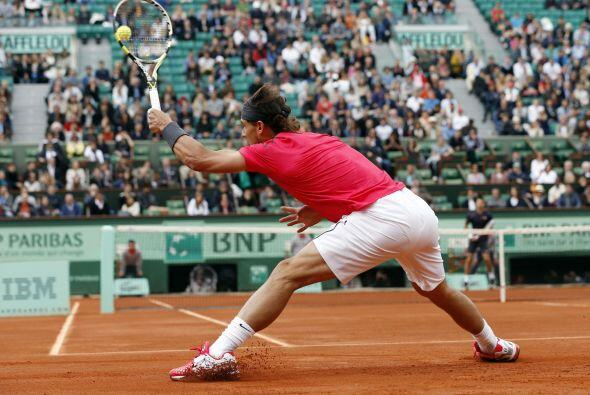 A sus 26 años el tenista de Manacor marca la historia del Grand Slam de...