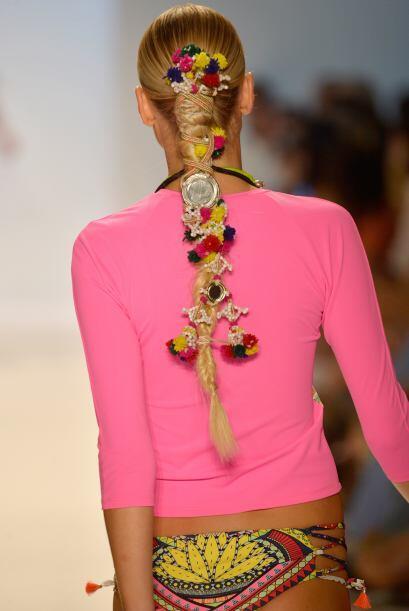 Incluso puedes decorar tu 'ponytail' con muchos de éstos, todo dependerá...