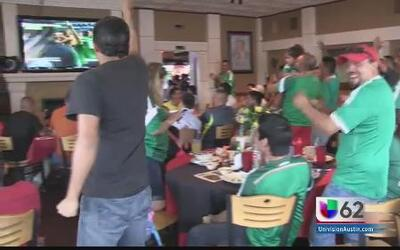 Reacciones ante el partido de México vs. Croacia
