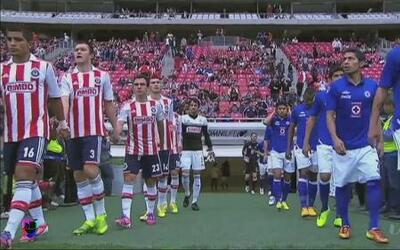 Chivas va por los tres puntos al estadio Azul