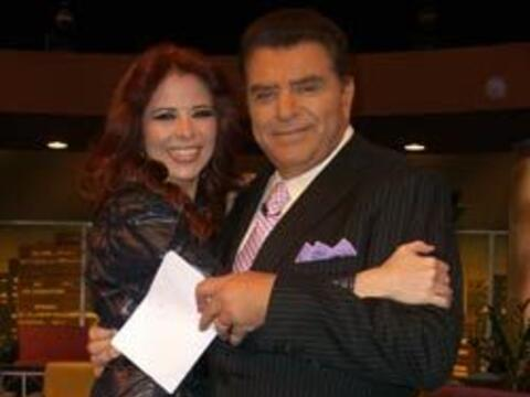 """Gloria Trevi llega a """"Don Francisco Presenta"""" para escandaliza..."""